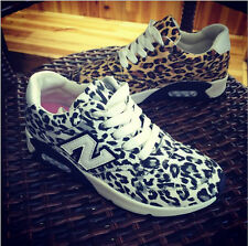 new pant heel strappy women sneakers Leopard printed running shoes
