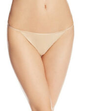 Calvin Klein Women's Sleek Model Thong Panty - D3509