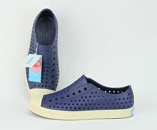 NATIVE Jefferson Regatta Blue Slip-On Sneakers GLM01-488 SALE