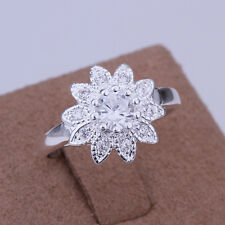 2014 Hot!global fashion gorgeous jewelry wholesale silver Ring +Gift box925