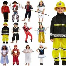 CHILDRENS KIDS BOYS GIRLS HALLOWEEN PARTY FANCY DRESS COSTUME OUTFIT CLEARANCE