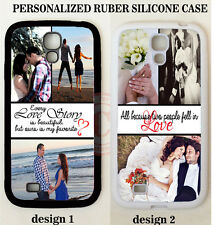 CUTE CUSTOM IMAGE PHOTO LOVE WEDDING GIFT CASE For Samsung Galaxy S8 S7 NOTE 8 5