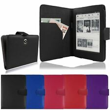 """New Stylish PU Leather Case Smart Cover for Amazon Kindle Paperwhite 6"""" Inch"""