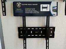 "LCD,LED TV Tilt Wall Mount Bracket For/Fit 32""37""40""42""46""47""50""52""55 Inch"