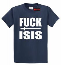 F--- Isis Shirt Anti Isis Shirt Isis News Political T Shirt Against Terrorism