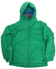 686 Mannual Standard Insulated Snowboard Jacket Green Youth