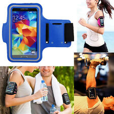 RANGERS Blue Armband Key Pouch For LG Case Fitness Gear Sports Cover