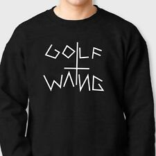 Golf Wang Cross Wolf Gang Tyler T-shirt Earl Odd Future OF Crew Neck Sweatshirt