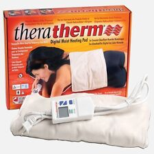 Theratherm Digital Moist Heating Pad - 4 Size Selections