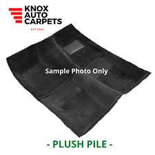MOULDED CAR CARPET TO SUIT HOLDEN TF RODEO SINGLE or DUAL CAB (not space cab)