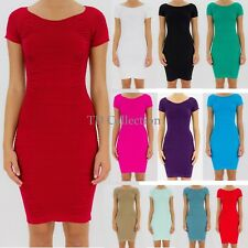 New Sexy Womens Sleeveless Mini Slim Strapless Cocktail Party Bodycon Club Dress