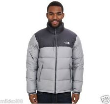 The North Face Men's Nuptse II 2 Puff Jacket Vanadis Grey Heat Sz S-XXL NWT