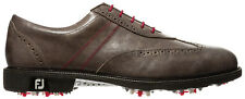 FootJoy Icon Golf Shoes 52268 Men's Closeout Grey New