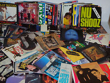 "Picture Sleeve LOT from 1980's 45 rpm 7"" Records Crafting RANDOM SELECT QUANTITY"