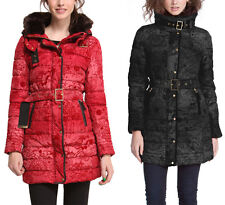 WOMAN PADDED JACKET DESIGUAL ABRIG_ROXANA 48E2016 NEW COLLECTION 2015