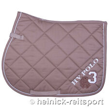 Saddle cloth HV Polo dressage / multi-functional ~ Favouritas taupe-brown ~ new