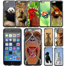 """New Style Animal Pattern Hard Phone Case Cover for Apple iPhone 6 4.7"""" inch US"""