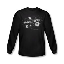 Twilight Zone TV Show Another Dimension Licensed Adult Long Sleeve S-XXL