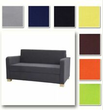 Customize Sofa Cover, Replacement Slipcover, Fits 2 Seater SOLSTA, lots choices