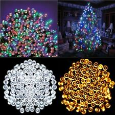 FESTIVE MULTI ACTION LED FAIRY STRING LIGHTS CHRISTMAS TREE XMAS OUTDOOR INDOOR