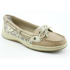 Sperry Top Sider Angelfish Womens Moc Leather Boat Shoes