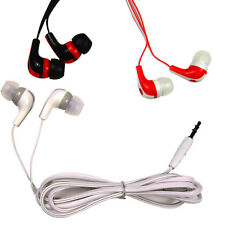 Universal Earphone Headset In-Ear Earbuds Headphone for Cell Phone MP3 MP4