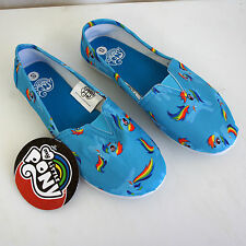 Authentic HASBRO MY LITTLE PONY Friendship Is Magic Dash Slippers S M L  NEW