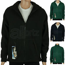 BNWT Mens Regatta Easycare Zip Up Fleece Jacket Coat Small Medium Extra Large