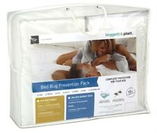 Leggett & Platt Bed Bug Prevention Pack Bundle by Southern Textiles. Full size