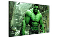 THE HULK MOVIE CANVAS WALL ART PICTURES MARVEL PRINTS KIDS DECORATION POSTERS