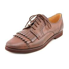 Enzo Angiolini Fireballe Womens Leather Oxfords Shoes New/Display