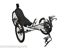 A1 PERFORMER RECUMBENT SUSPENSION TRIKE FREE DELIVERY TO MOST  COUNTRIES