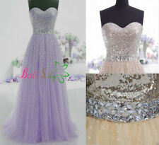 Prom Dress Wedding Bridesmaid Dresses Quinceanera Ball Gowns Formal Dress 6-16