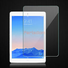 Premium Tempered Glass Screen Protector Film Guard For 2014 Apple iPad Air 2 New