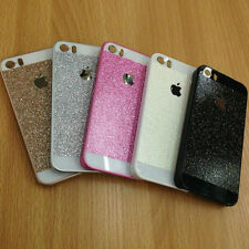 Bling Luxury Glitter Shinning Crystal Hard Case Cover For Apple iphone 5 5S