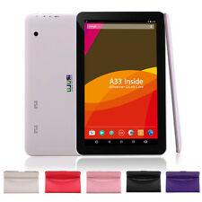 """iRulu 10.1"""" 1024*600 TFT Android 4.4 Quad Core 16GB Tablet PC GPS HDMI w/ Case"""