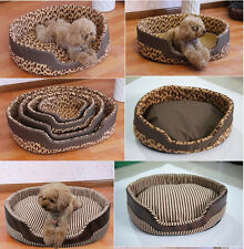 HOT Winter Warm Pets Bed Doghouse Cat Nest Pet Supplies Kennel Separate Cool Mat