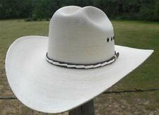 NEW Summit Hats QUALITY SAHUAYO Palm CATTLEMAN Western Cowboy Straw Hat