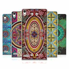 HEAD CASE ARABESQUE PATTERN GEL BACK CASE COVER FOR HUAWEI ASCEND P6