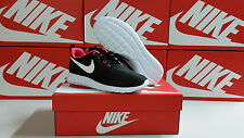 NIKE ROSHE RUN Women's Sizes Black / White / Hyper Punch NEW NiB 511882 090