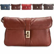 Brunhide Womens Real Leather Bag  Handbag Ladies Shoulder Genuine 115-300