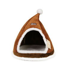 Rosey Form-New Soft Cute Cozy Warm Noble Hat Small-Medium Dog Cat Kennel Beds