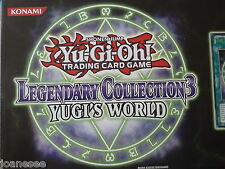Yu-gi-oh Legendary Collection 3 LCYW Super Rare Cards Mint Take Your Pick