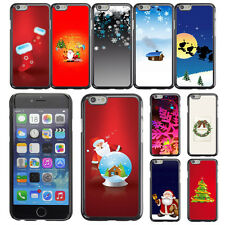 "Christmas Tree Decor For Apple iPhone 6 4.7"" inch Case Plastic Hard Phone Cover"