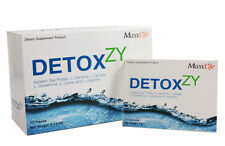 Maxxlife Detoxzy 10 Capsules Dietary Supplement Cure a hangover L-Glutathione