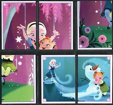 FROZEN Enchanted Moments 2014 Disney/Panini Stickers #F1-#F32 & #S1-#S12