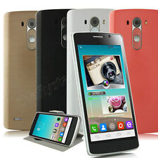 3G/GSM 5''Android 4.4 Dual Core Unlocked smart cellphone AT&T GPS Straight Talk