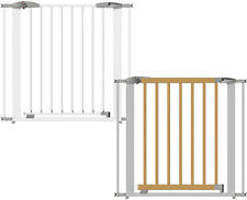 Clippasafe EXTENDABLE SWING SHUT GATE Baby/Child/Toddler Stairway Gate Safety