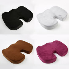 Deluxe Office cushions decompress buttock shape Memory Foam Flexibility cushion