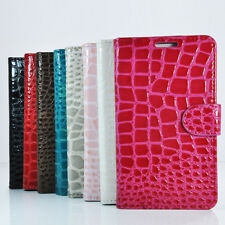 Fine Design Crocodile Grain Type Case Cover for Samsung Galaxy Note II 2 N7100